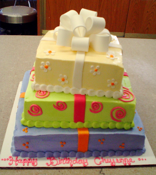 Cake Talk: Opening a bakery: No quarter sheet cakes