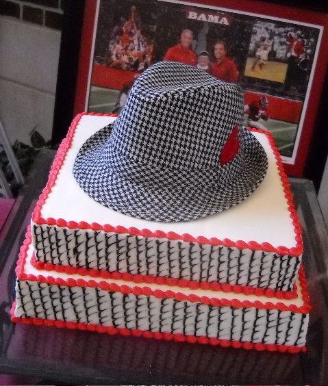 Cake Talk Happy Birthday Coach