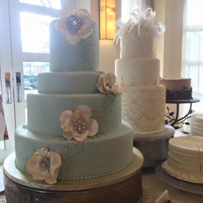 Bridalshowcakes